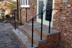 smallscroll handrail