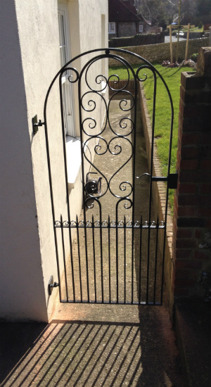 Welded Gate