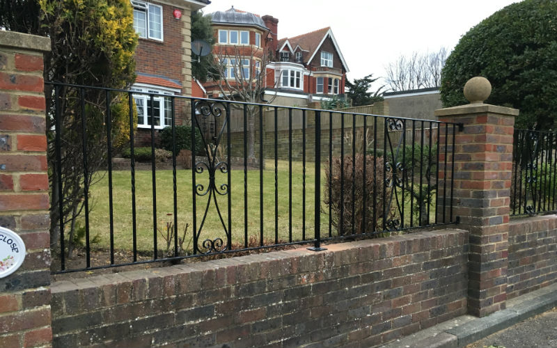 eastbourne railings
